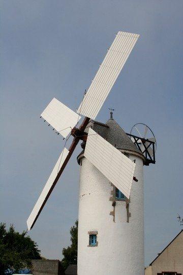 Moulin de Kerbroué La Turballe