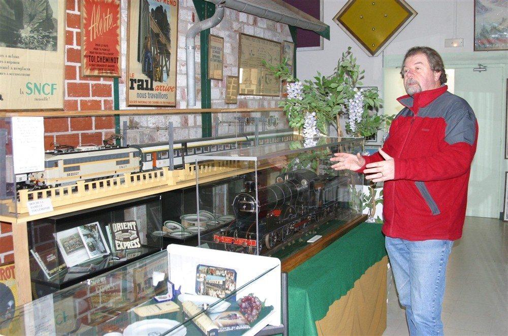 Musée du rail Dinan