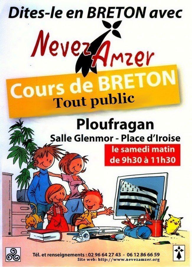 Nevez Amzer au forum des associations Ploufragan
