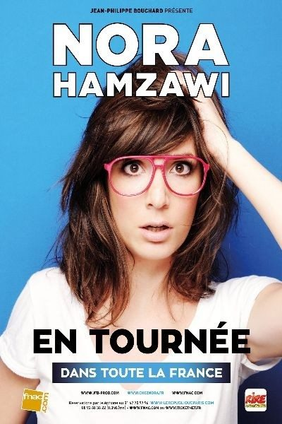 Nora Hamzawi Nantes