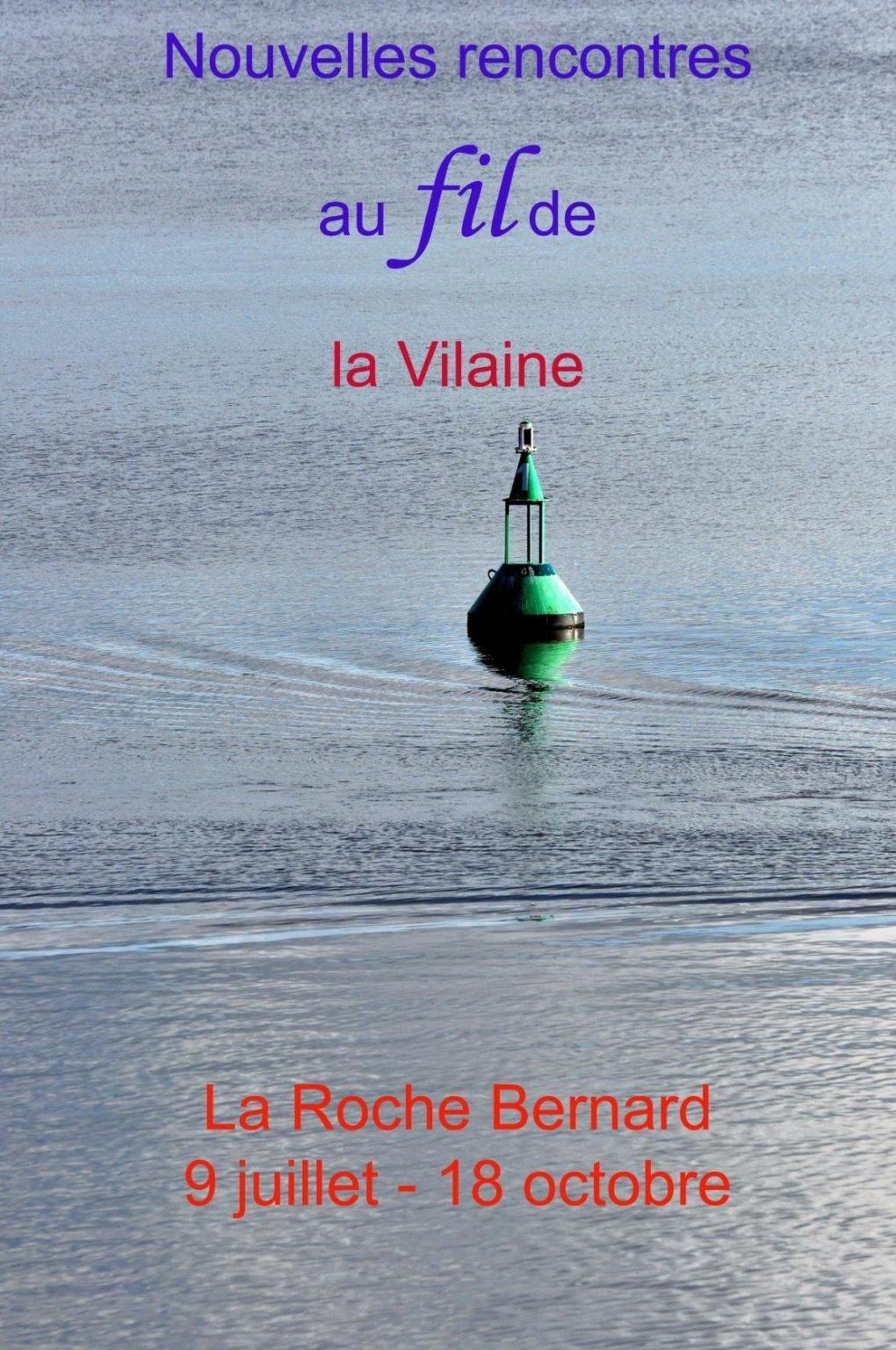 Nouvelles rencontres au fil de la Vilaine exposition photo La Roche-Bernard