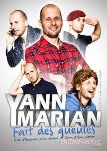 One man show Yann Marian au Pâtis Le Mans