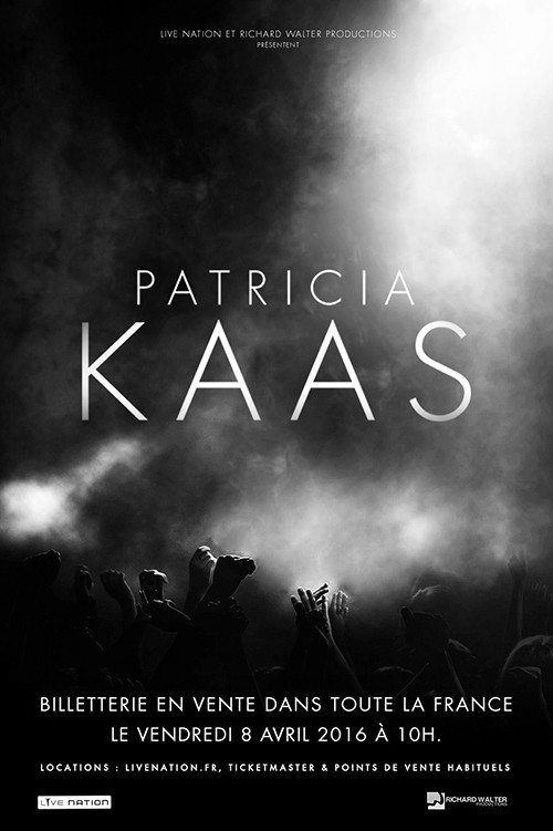 Patricia Kaas Angers