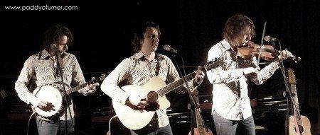 P@ddy O'Turner, musique traditionnelle irlandaise Noyal-Châtillon-sur-Seiche
