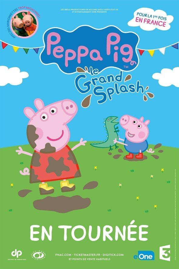 Peppa pig Nantes
