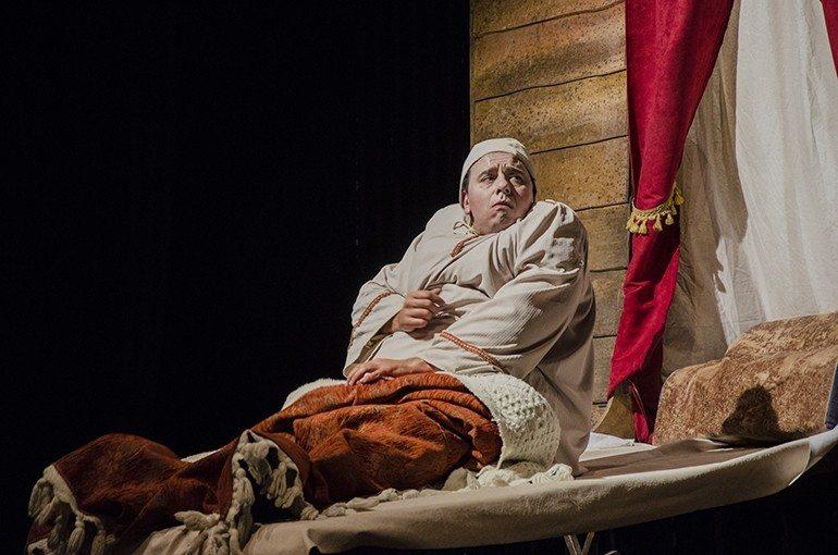 Prêt-à Partir , théâtre de Fabio Gorgolini et Fabio Marra Château-du-Loir