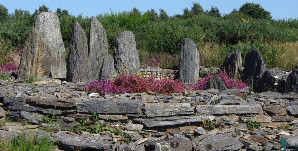 Rando archéo sur le site mégalithique des Landes de Cojoux Saint-Just
