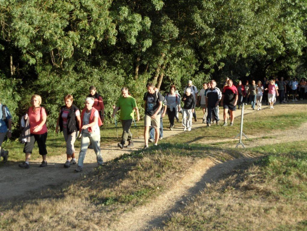 Randonnée pédestre Pont-Saint-Martin