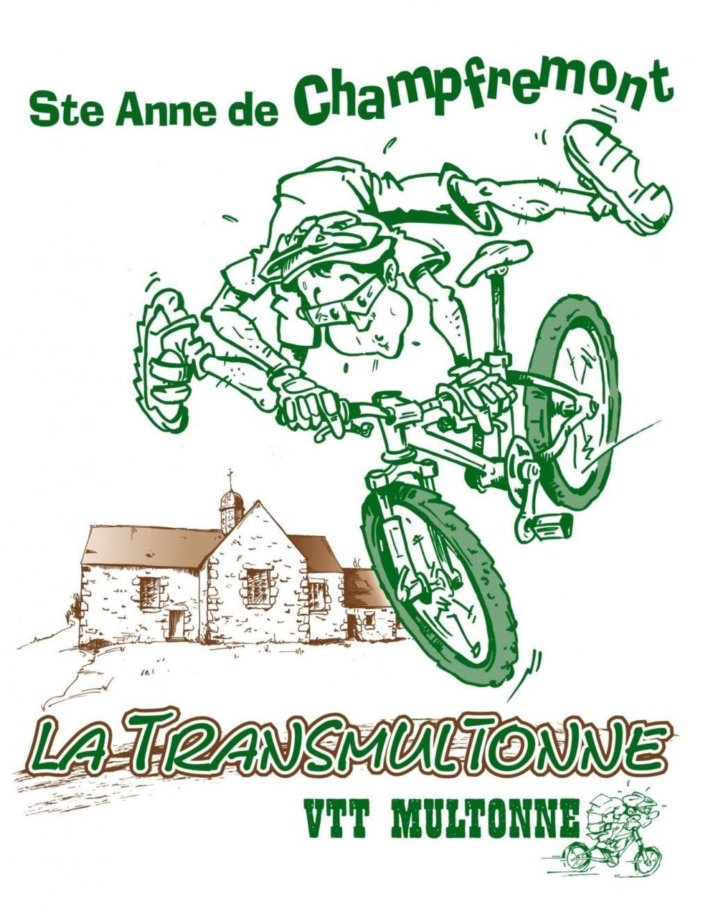 Randonnée VTT Champfrémont