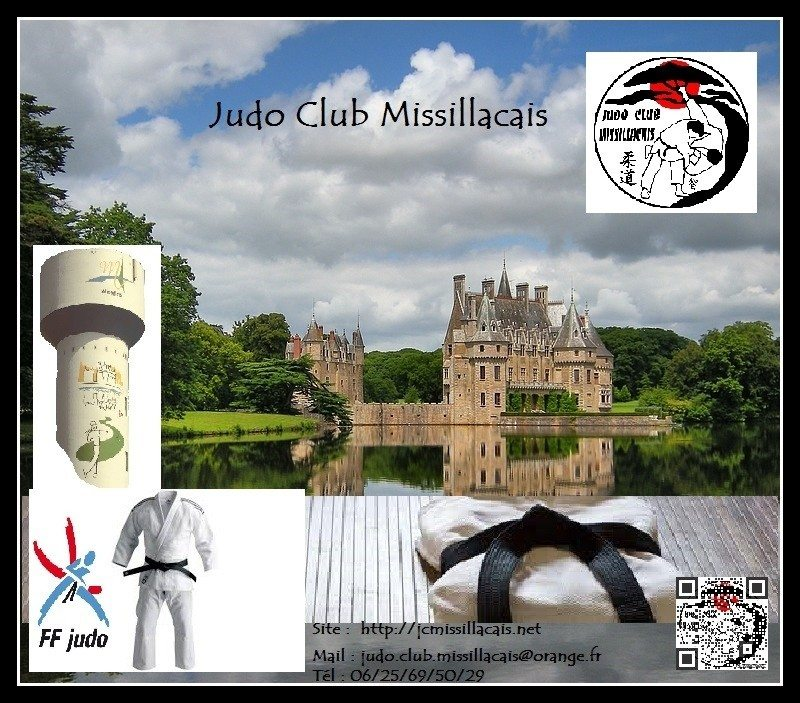 Reprise Judo-club missillacais Missillac