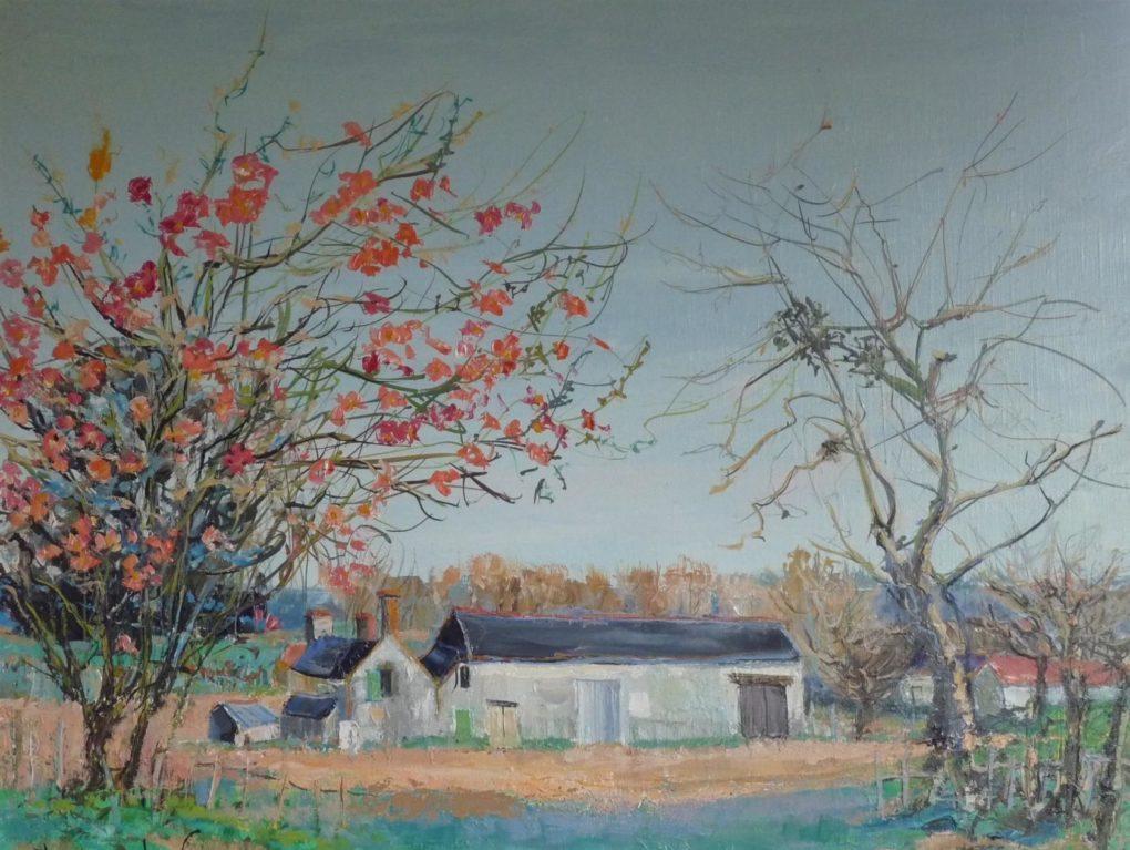 Rétrospective 1931-2013 Danièle Fuchs Château-du-Loir