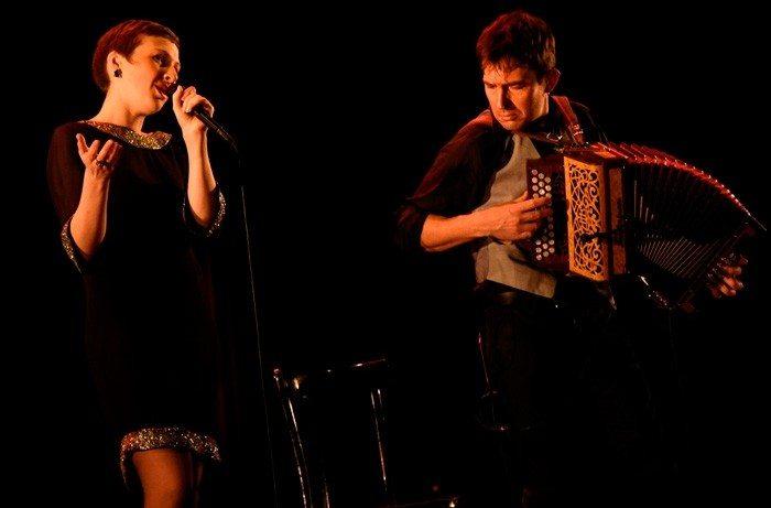 Rozenn Talec et Yannig Noguet Gali Galant - Voix de Bretagne Rennes
