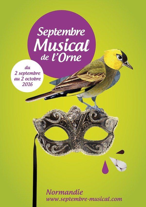 Septembre musical de l'Orne Alençon