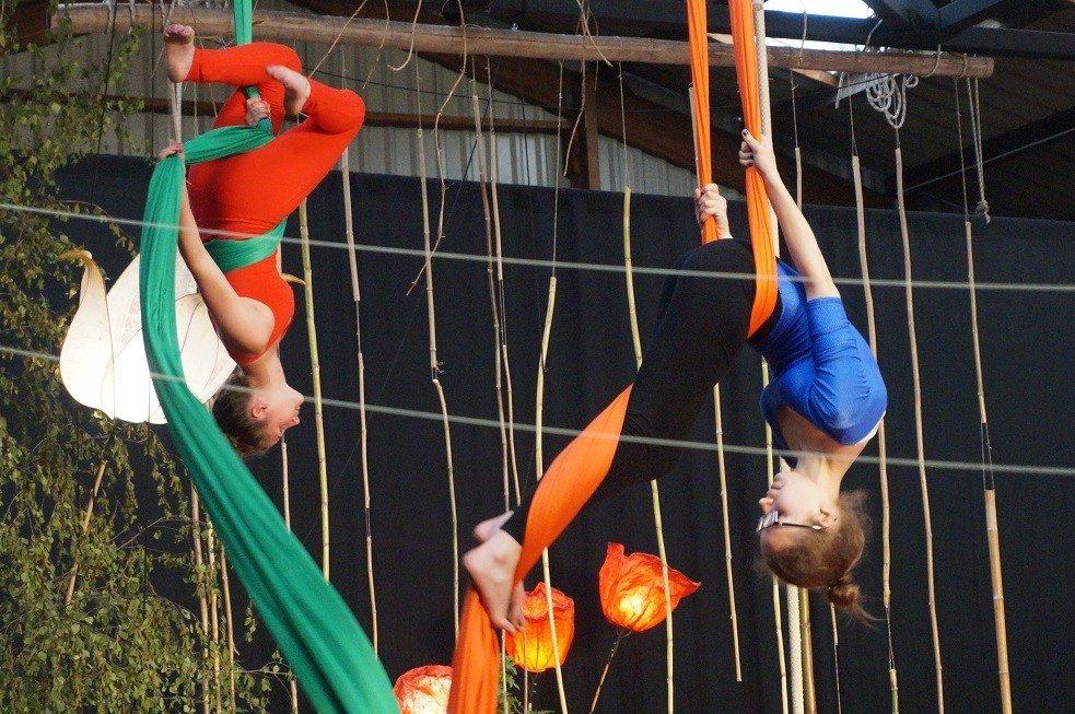 Stage arts du cirque à partir de 6 ans Saint-Barthélemy-d'Anjou