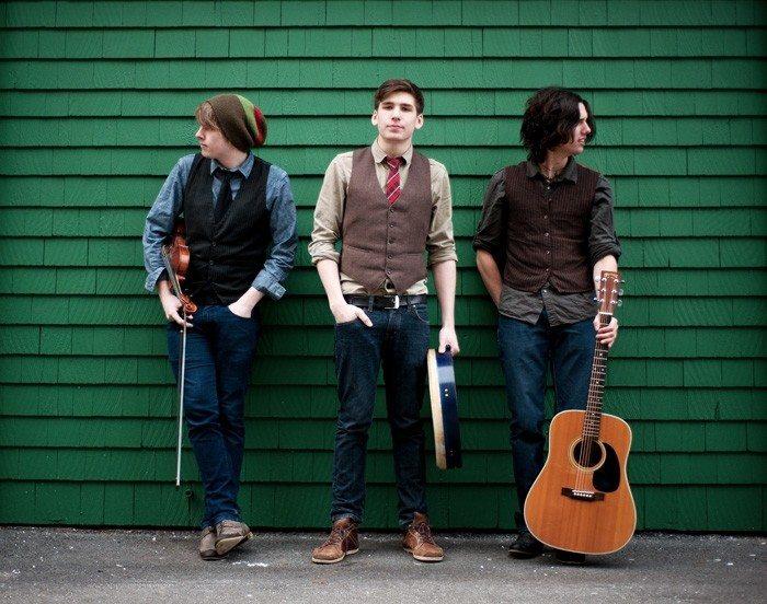 Ten Strings And A Goat Skin - Acadie - Irlande Rennes