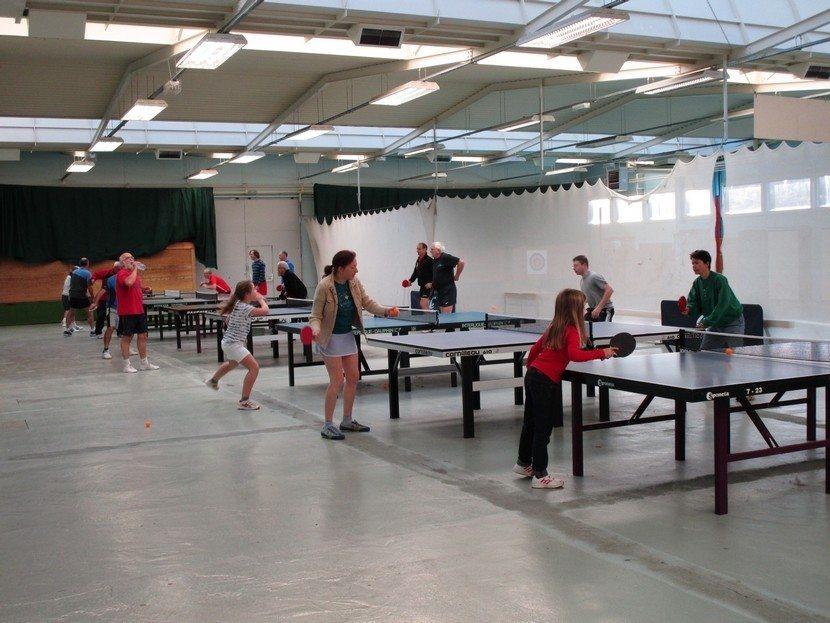 Tennis de Table : Journée d'inscription Quimperlé