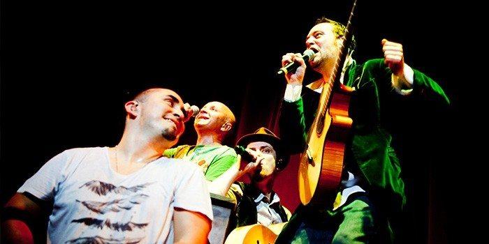 Tryo en concert Saint-Malo