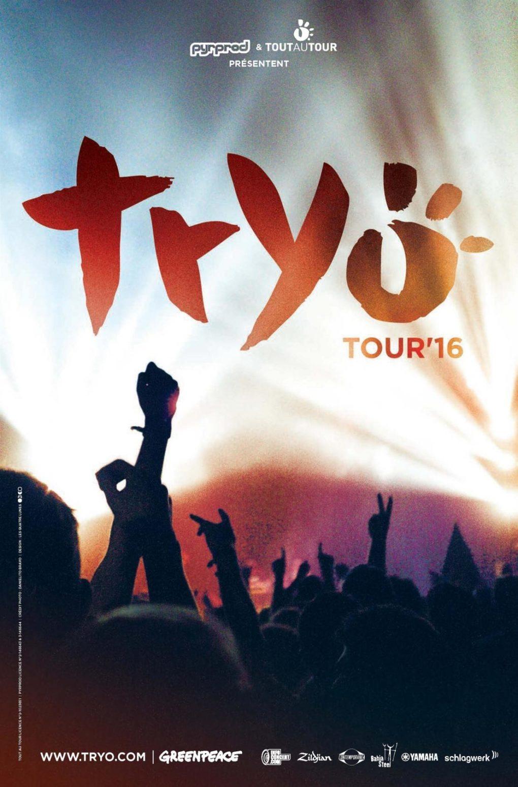 Tryo Nantes