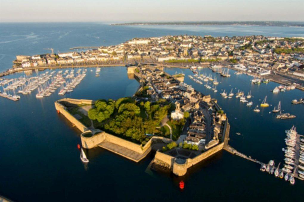 Une ville au cœur d'un port Concarneau