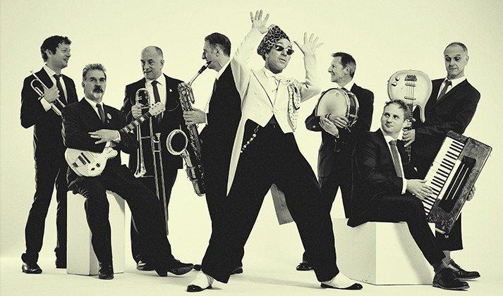 Yiddish Twist Orchestra Saint-Nazaire