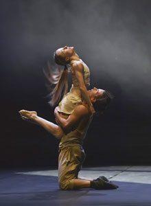 Roméo et Juliette TNB Enki Bilal