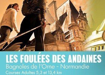 24e Foulées des Andaines Bagnoles-de-l'Orne-Normandie