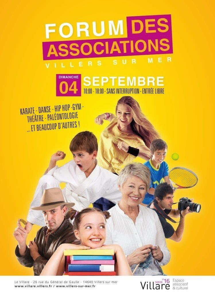 7e Forum des associations Villers-sur-Mer
