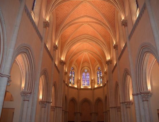 Eglise protestante du Thabor - ancienne chapelle des Carmes