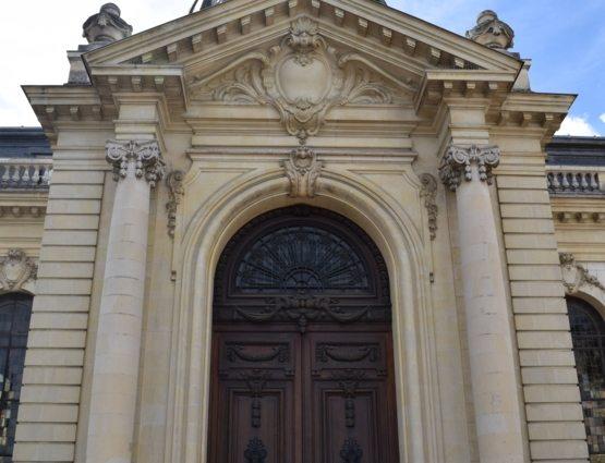 Chapelle de l'hôpital Guillaume Régnier