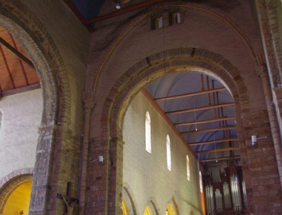Eglise Notre-Dame-en-Saint-Melaine