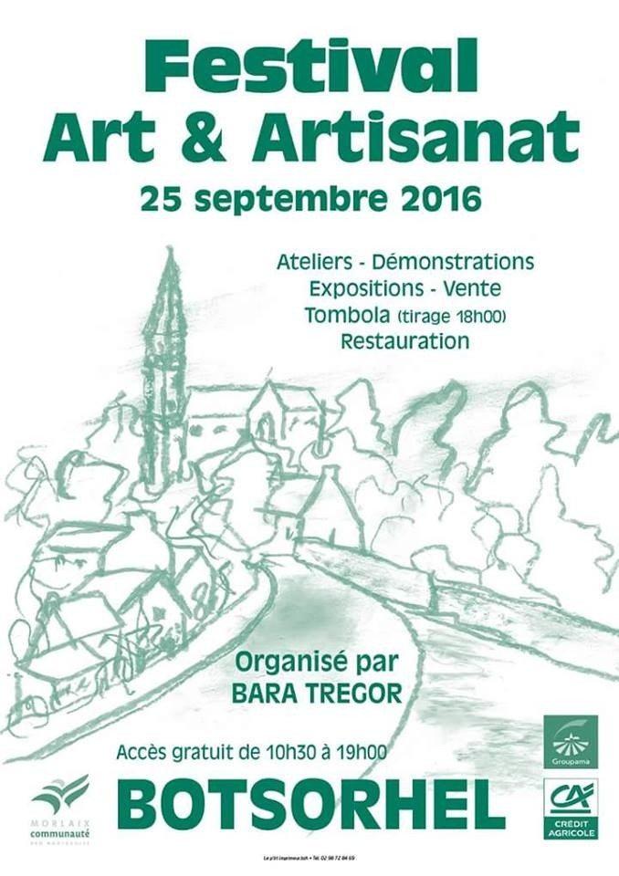 Art et artisanat Botsorhel