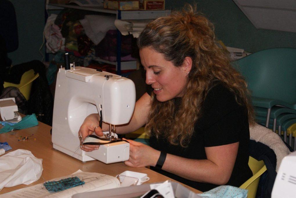 Atelier couture adultes Caden