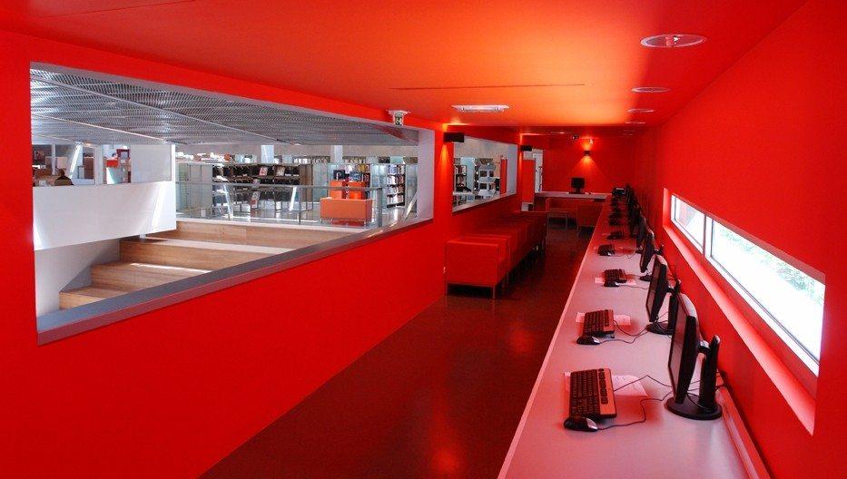 Atelier numérique, la messagerie Rennes