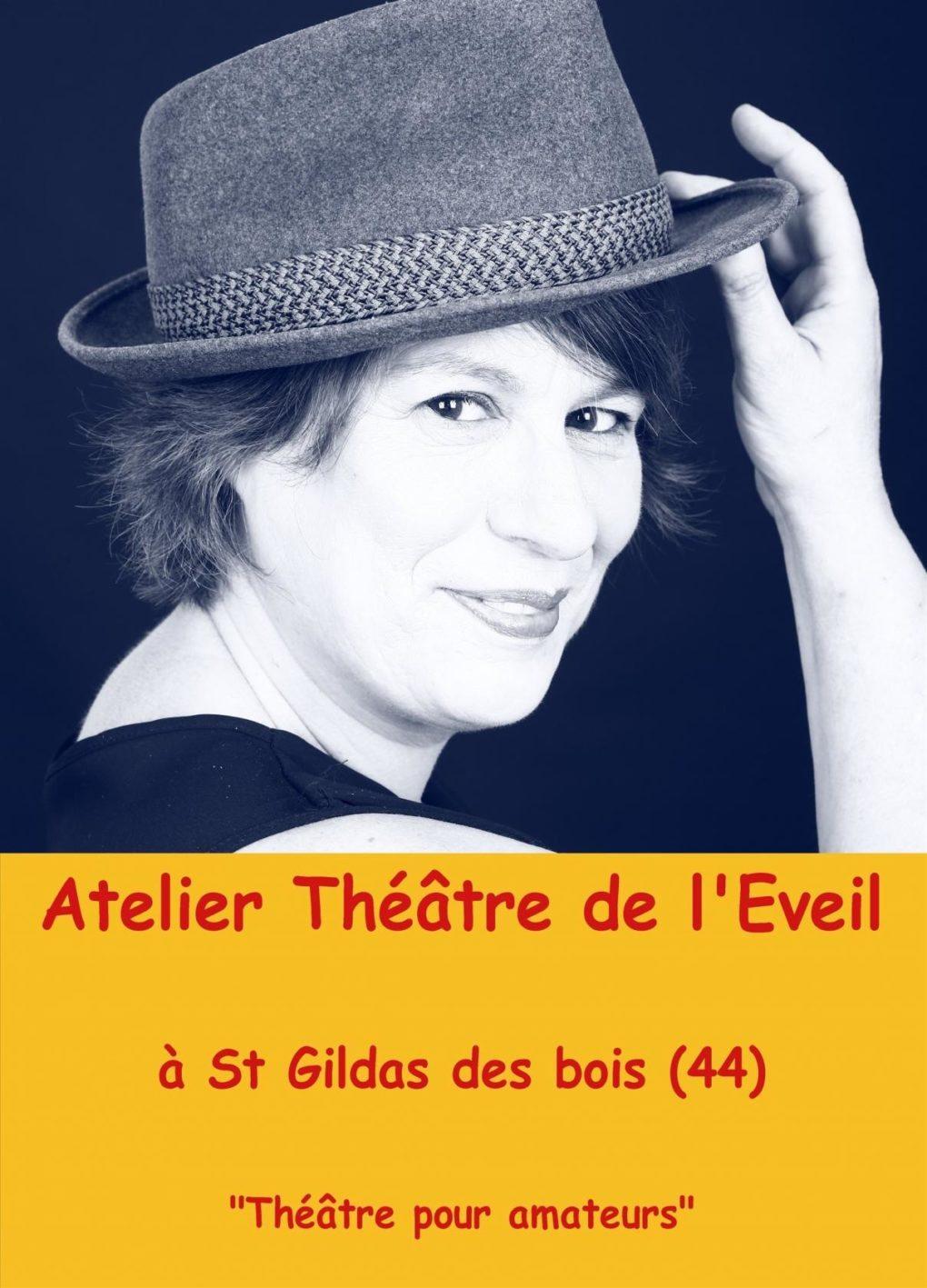 Atelier théâtre de l'éveil Saint-Gildas-des-Bois