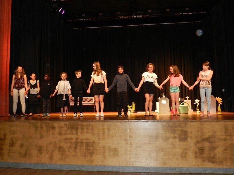 Atelier théâtre Essarts en bocage