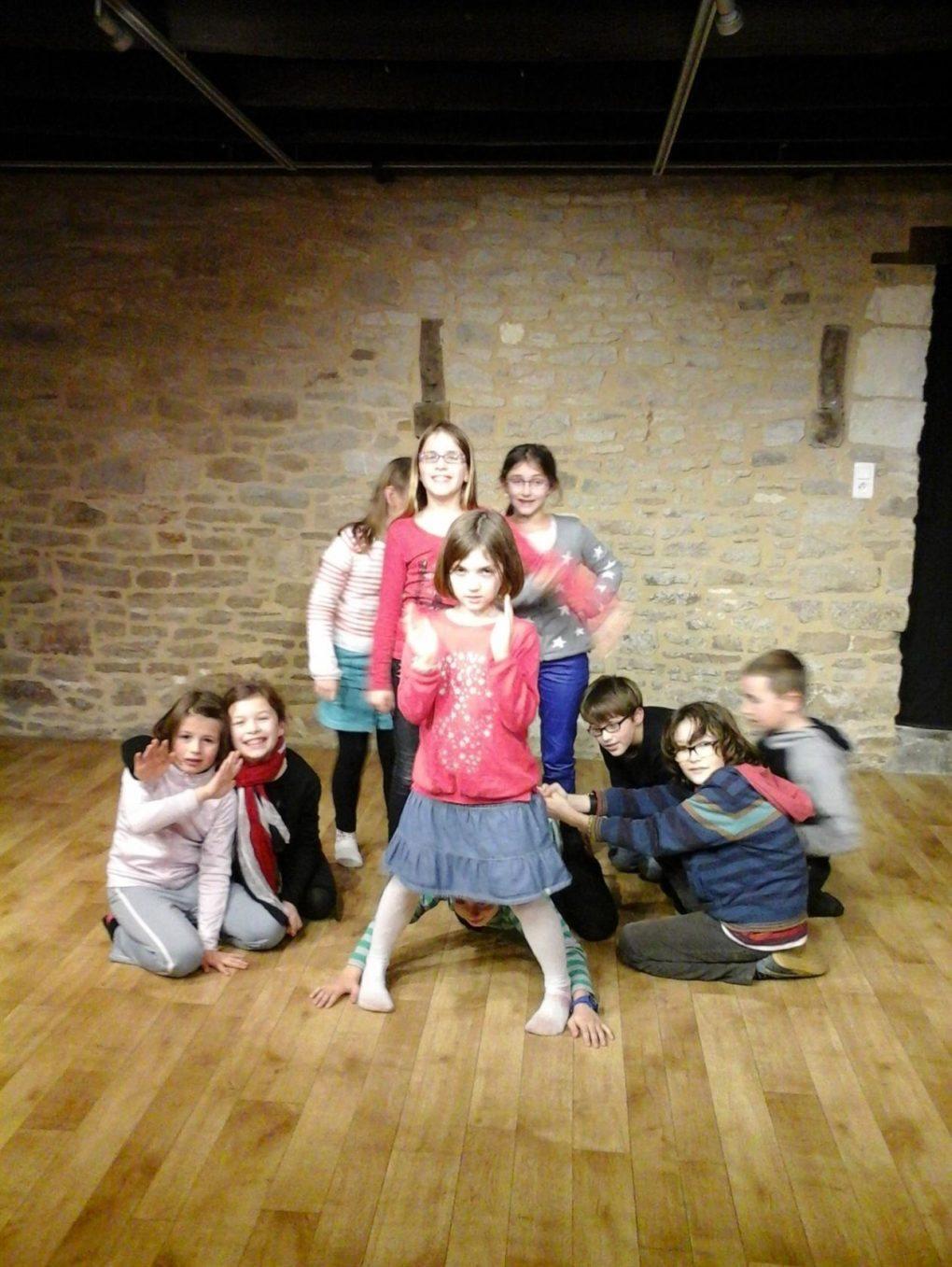 Atelier théâtre Saint-Lyphard