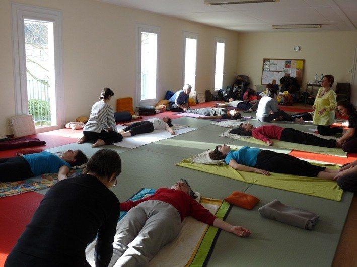 Ateliers de relaxation par l'éveil corporel et le massage Oudon