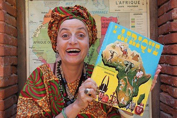 Attifa de Yambolé , conte décalé Bouloire