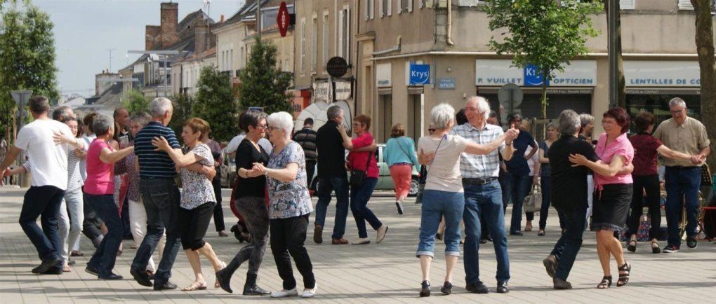 Bal de rentrée avec les musiciens et danseurs de Trad'Y'Danse La Roche-sur-Yon