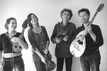 Belledone (world music : Irlande, Grèce, Balkans, Mississipi) Nantes