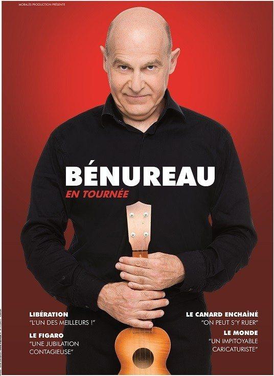 Bénureau en tournée Saint-Lô