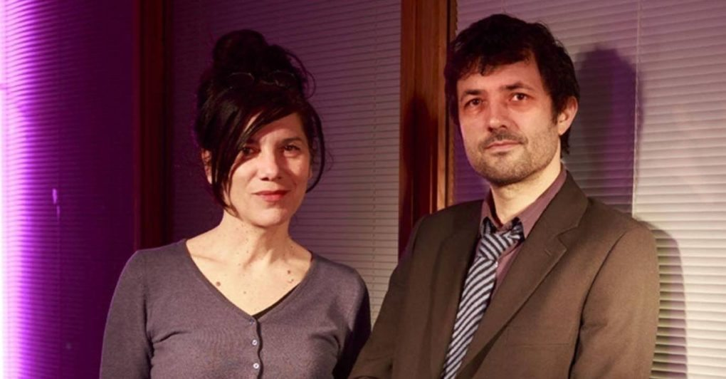 Brigitte Giraud et Albin de la Simone (Champs libres)
