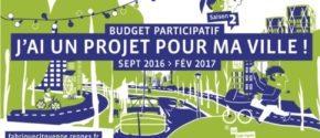 Rennes Budget participatif