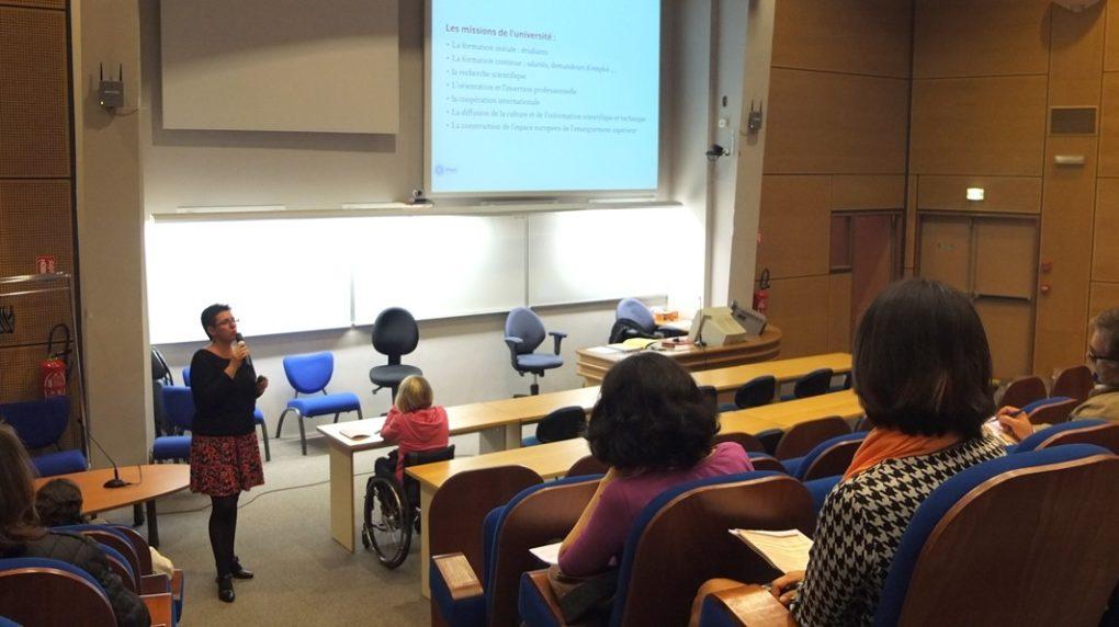 Café information sur la reprise d'études à l'université Rennes
