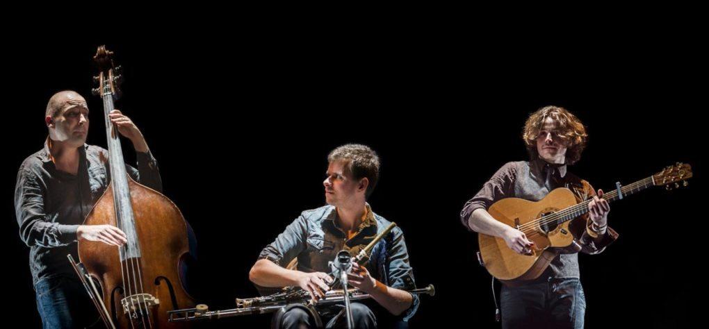 Calum Stewart Trio Baud
