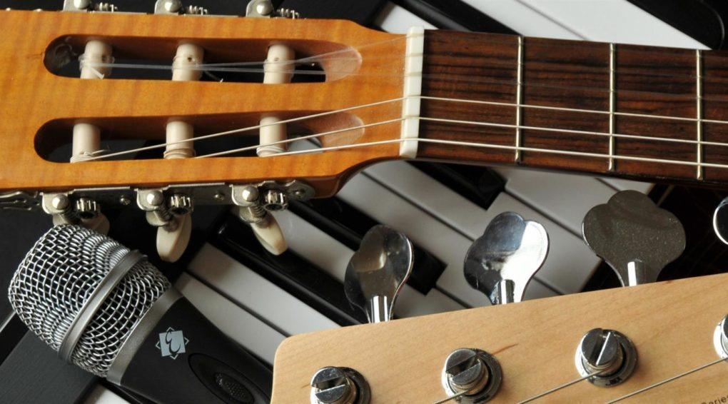 Chant, piano, guitare, basse, graine d'artiste (6, 12 ans) Trégunc