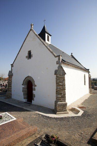 Chapelle Notre Dame-de-Pitié Saint-Hilaire-de-Riez