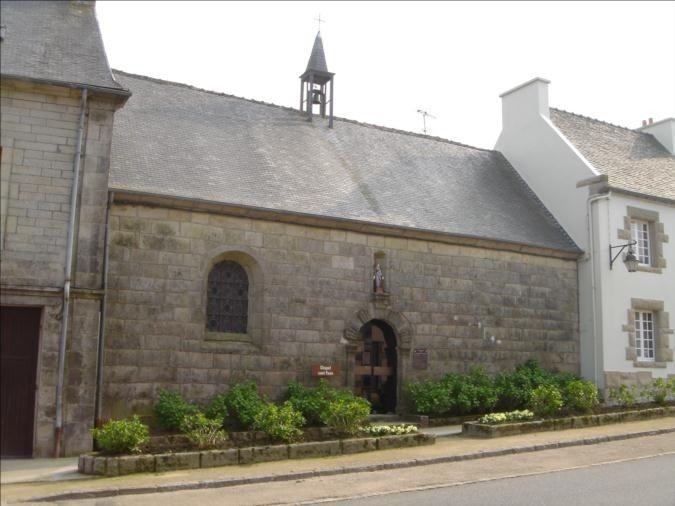 Chapelle Saint-Jean Guerlesquin