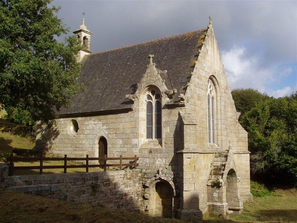 Chapelle Saint-Trémeur Guerlesquin