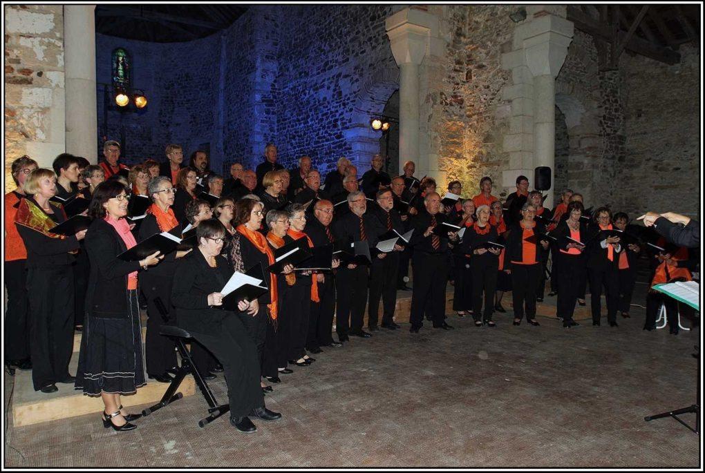 Chorale Lac Mélodie Saint-Philbert-de-Grand-Lieu